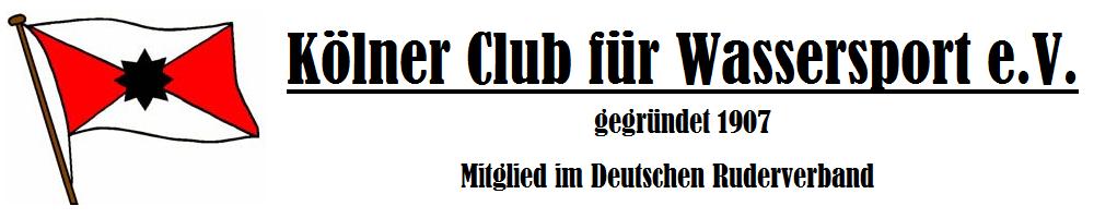 Kölner Club für Wassersport e.V.